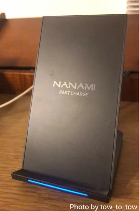 iPhoneワイヤレス充電器