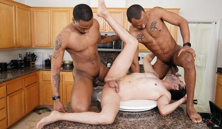 Jesse Ferrer, Jigz Castelo & Titus Mcmasters