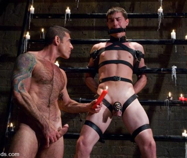 Cj And Nick Moretti From Bound Gods