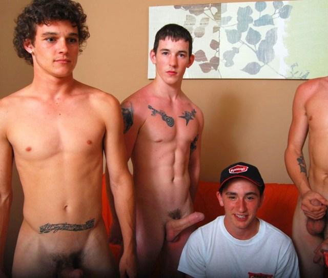 Bukkake With Boston From Broke Straight Boys