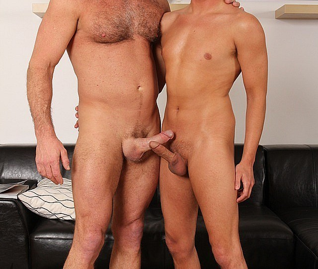Roman Aleks And Blade Woods From Hot Dads Hot Lads