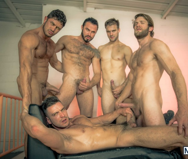 Howl Part 4 Werewolf Gay Orgy From Super Gay Hero