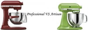 Kitchenaid Professional 600 Vs Artisan Flexibele Slang