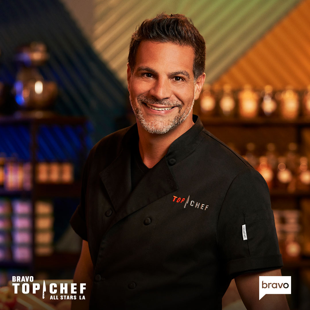 Top Chef Angelo Sosa-Small Barn