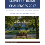Survey of Rural Challenges 2017: What Small Town People See as Their Biggest Challenges and What Topics They Most Want Help With