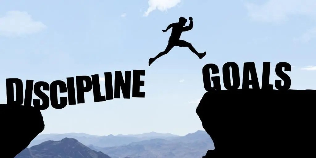 discipline in business and life