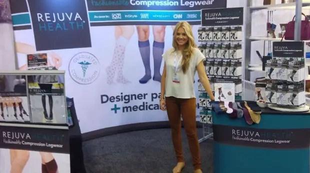 fashion compression legwear