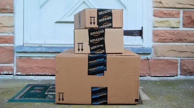Amazon packagesEDIT