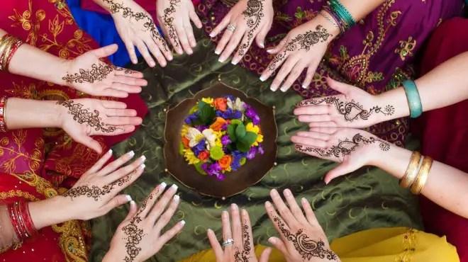 Henna Hand ArtEDIT
