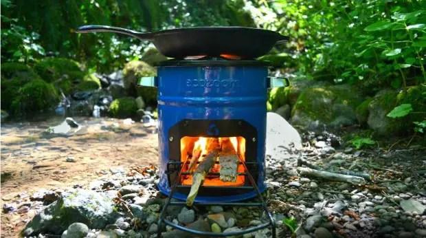 ecozoom cook stove