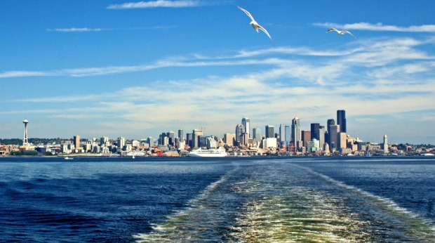 Best Cities for Young Entrepreneurs - Seattle-Tacoma-Bellevue, Washington