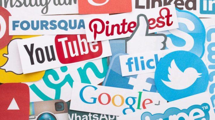 نتيجة بحث الصور عن Ten rules make you famous on social media platforms