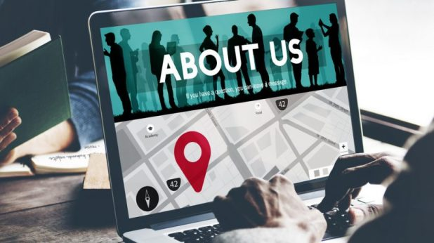 optimize an About Us page
