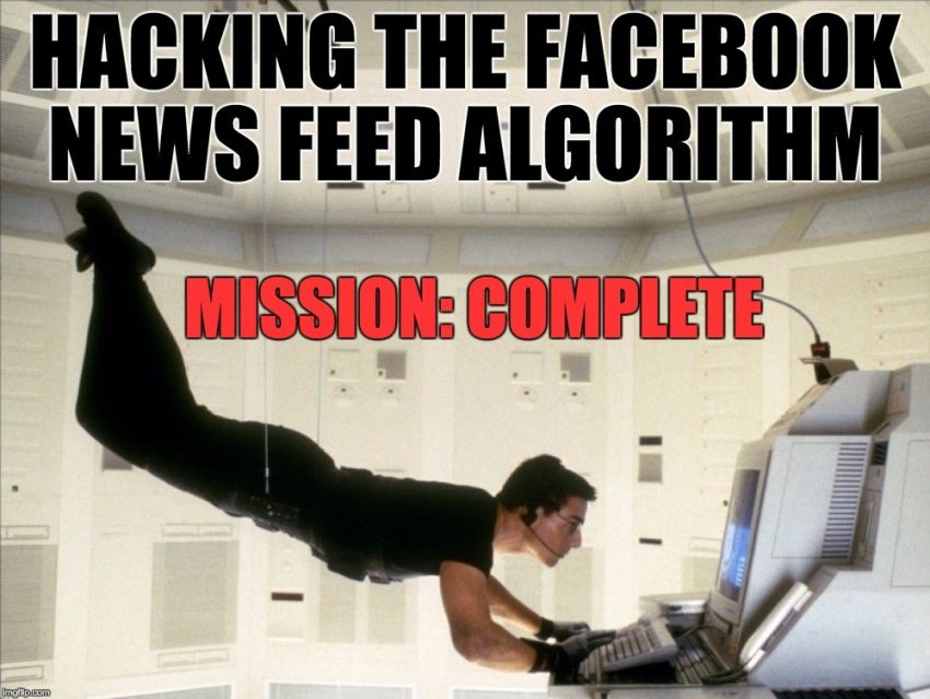 Facebook Organic Reach is NOT Dead -- Mission Complete