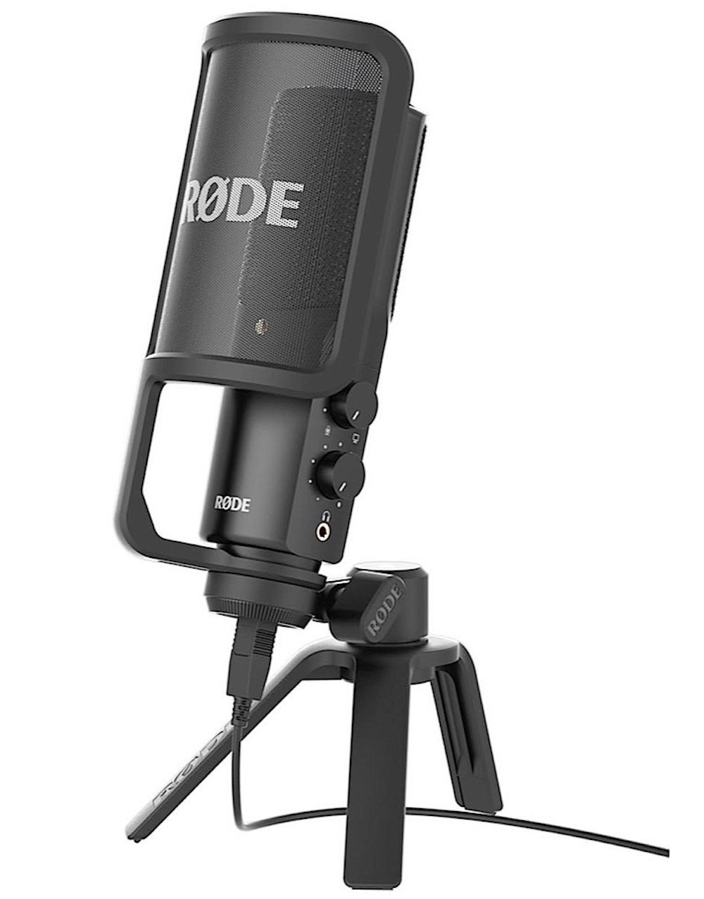 Best Budget Microphones for Podcasting - Rode NT-USB Condenser Microphone