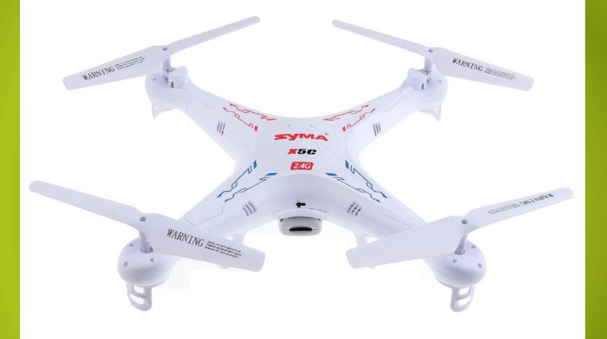 The Best Cheap Drones - Syma X5C