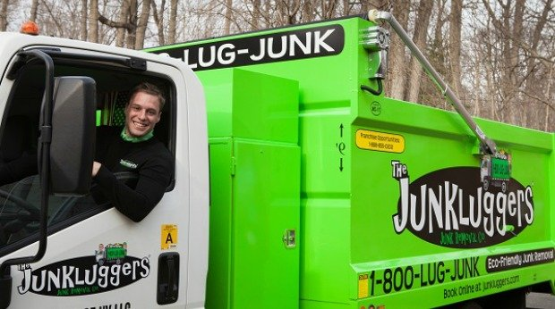 Junklugger Junk Hauling Services - Service with a Smile