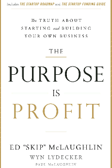 The Purpose is Profit Book Review