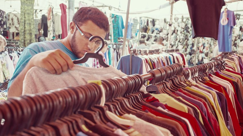 How to Open a Second Hand Shop - Clothing
