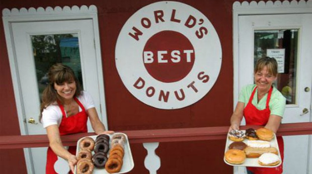 Independent Donut Stores Making it Big - World's Best Donuts