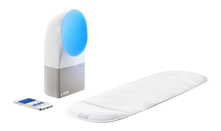 Amazon Startups Product - Withings Aura Smart Sleep System