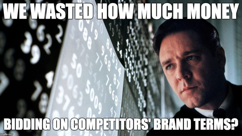 PPC Marketing - Non-Competitive Audience Targeting