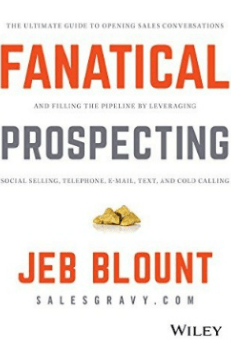 Best Books on Sales: Fanatical Prospecting