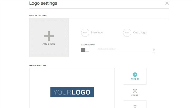 How to Create a Video Using the Animoto Video Maker: Add Your Logo