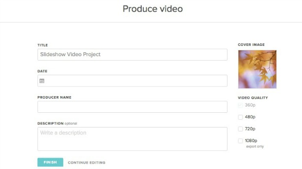 How to Create a Video Using the Animoto Video Maker: Produce and Promote the Video