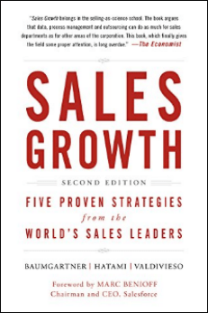 Best Books on Sales: Sales Growth