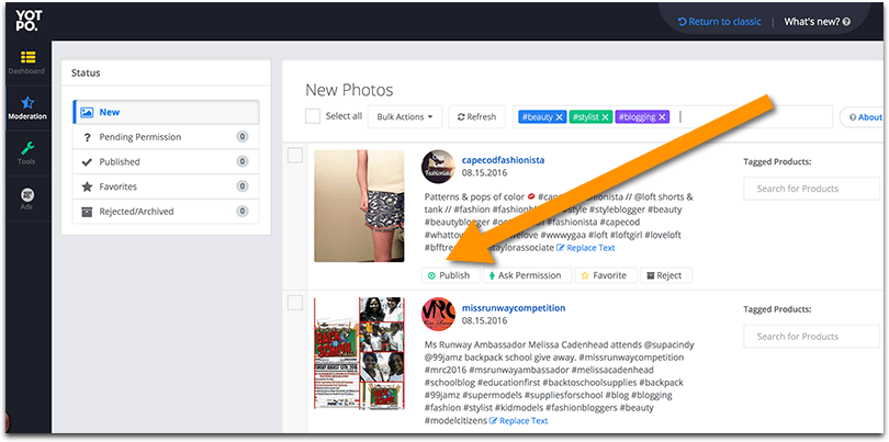 Instagram Marketing Tips - Use Photos as Customer Reviews
