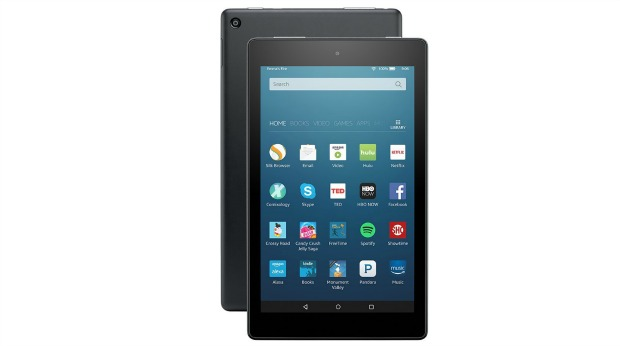 Hip Tablet Gift Ideas - Amazon Fire HD 8