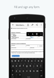 10 Android Scanning Apps You Need for Your Phone - Adobe Fill & Sign