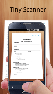 10 Android Scanning Apps You Need for Your Phone - Tiny Scanner