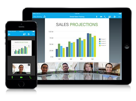 Free Video Conferencing Services - WebEx