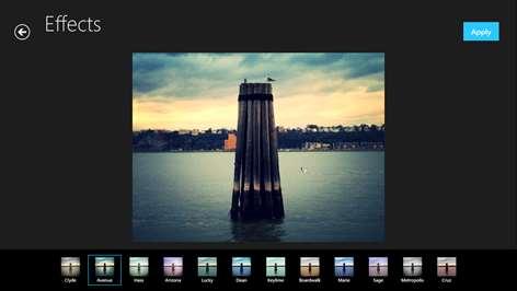 Desktop Photo Editing Tools - Aviary