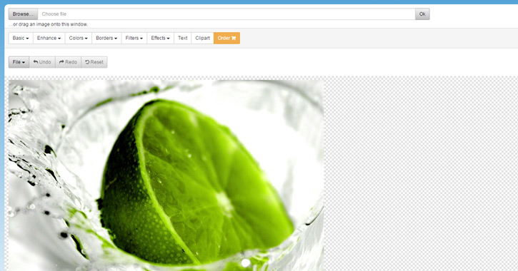 Desktop Photo Editing Tools - Free Online Photo Editor
