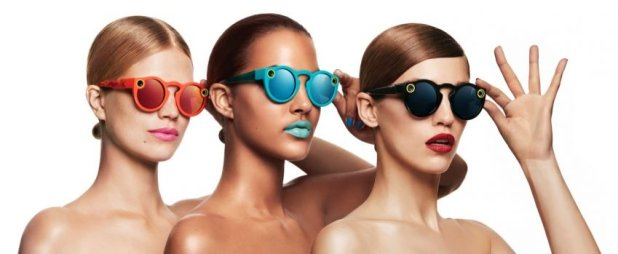 Snapchat Spectacles for Business - Available Colors