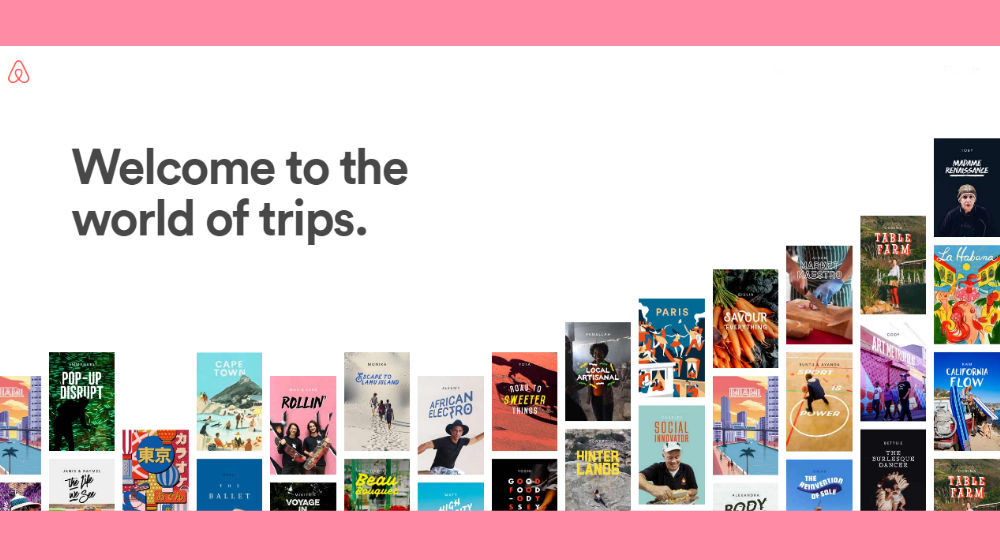Newly Launched Airbnb Trips Unleashes New Small Business Opportunities in Travel Industry