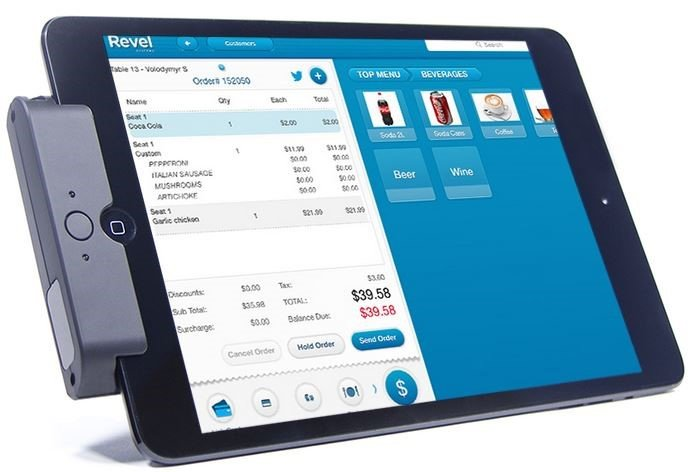 25 Point of Sale Systems for Small Business - Revel