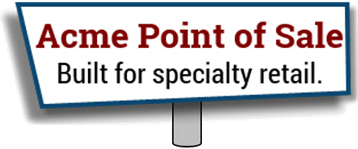 25 Point of Sale Systems for Small Business - Acme