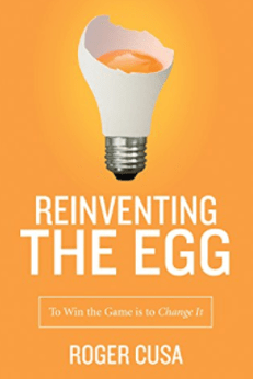 10 Books About Business Disruption - Reinventing the Egg
