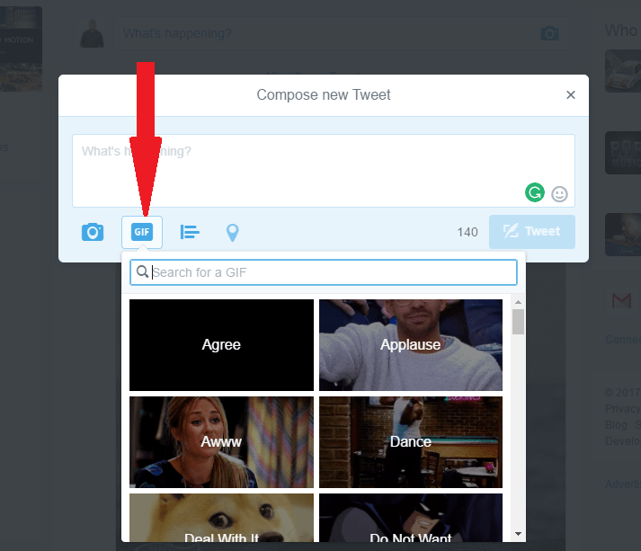 How to Use GIFs on Twitter: Using Twitter GIFs