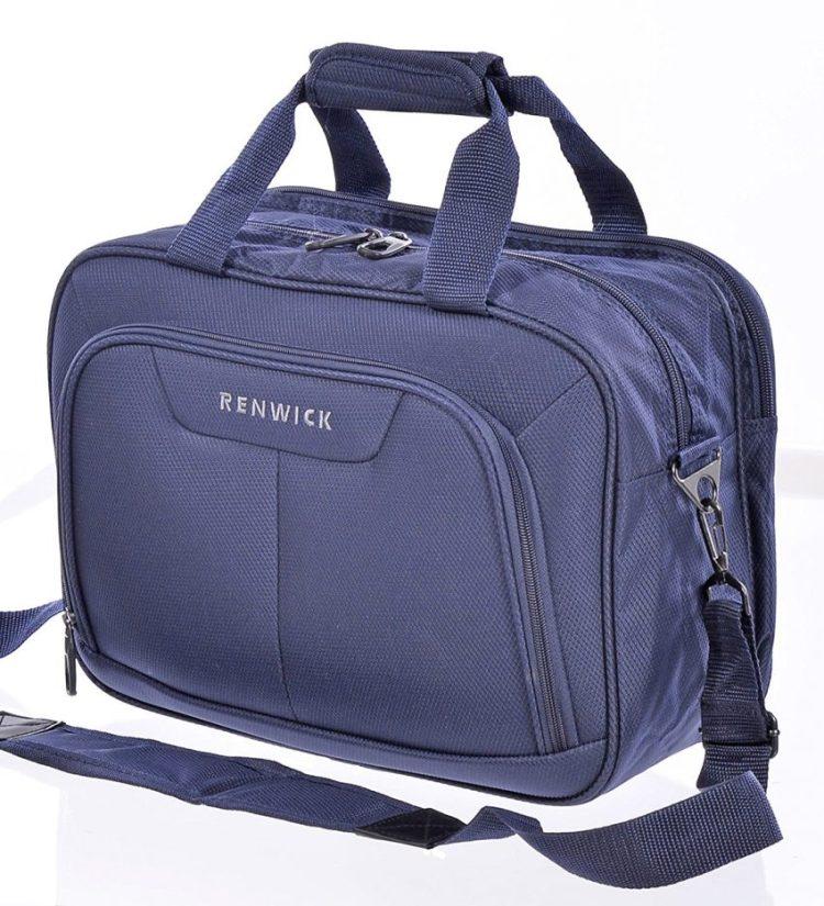 25 Travel Accessories for Men - Renwick Shoulder Bag