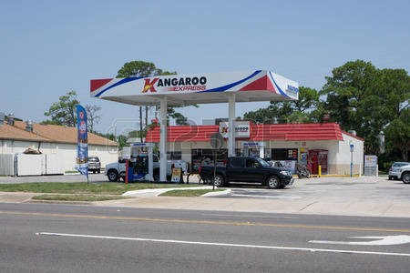 16 Gas Station Franchise Businesses - Kangaroo Express Convenience