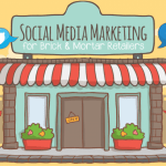 A Guide to Social Media Plarforms for Brick-and-Mortar Stores (INFOGRAPHIC)