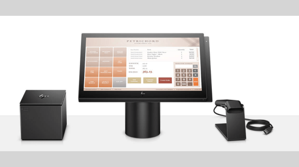 HP ElitePOS Enters Crowded Retail Payment Market
