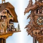 Spotlight: Bavarian Clockworks Markets Cuckoo Clocks with a Personal Touch