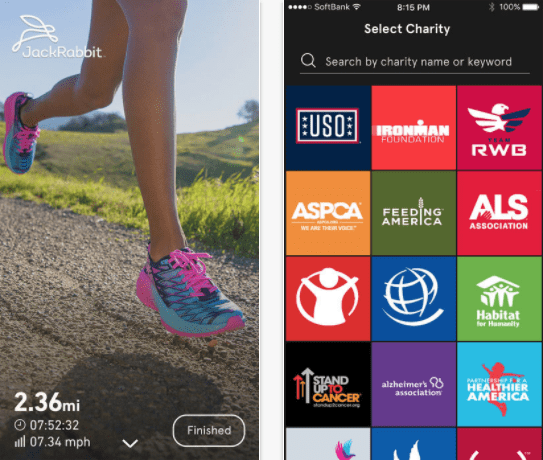 24 of the Best Health and Fitness Apps to Use when Running a Small Business - Charity Miles