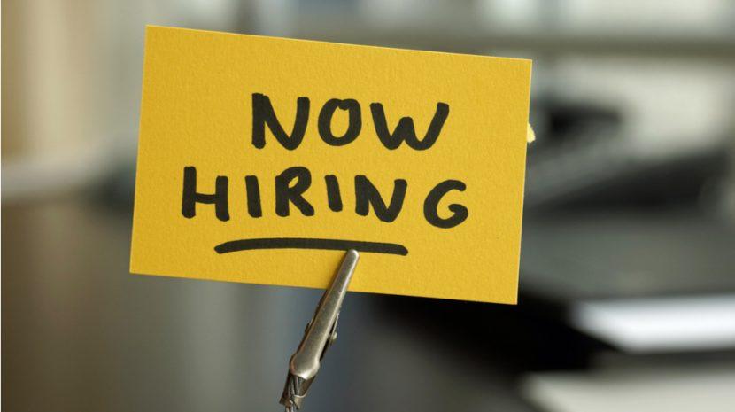 Business hiring